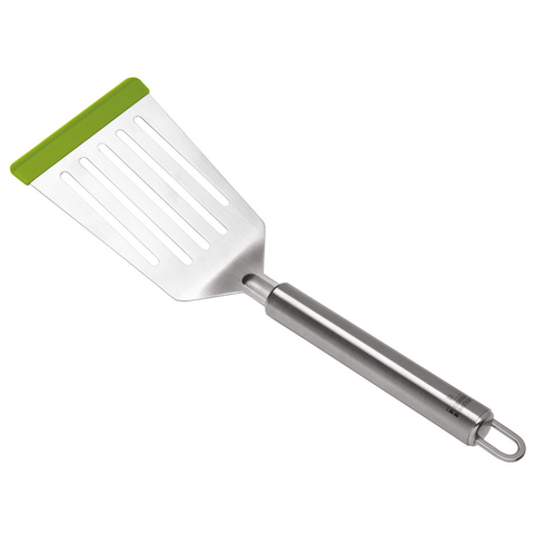 KUHN RIKON SOFTEDGE™ FLEXI TURNER, STAINLESS STEEL - GREEN