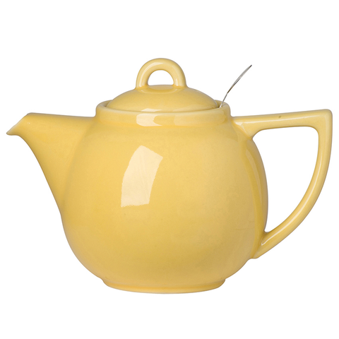NOW DESIGN LEMON GEO FILTER TEAPOT 2-CUP