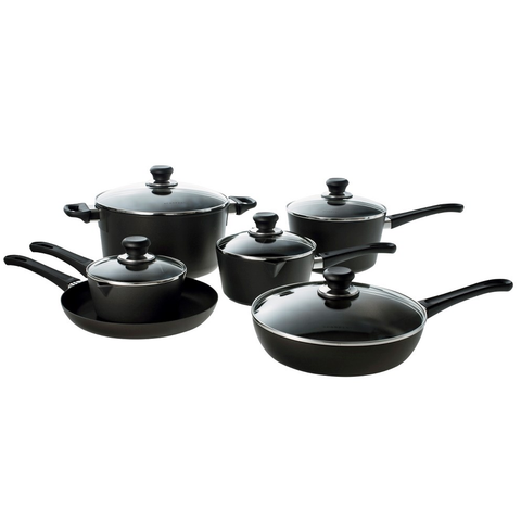 SCANPAN CLASSIC 11-PIECE COOKWARE SET