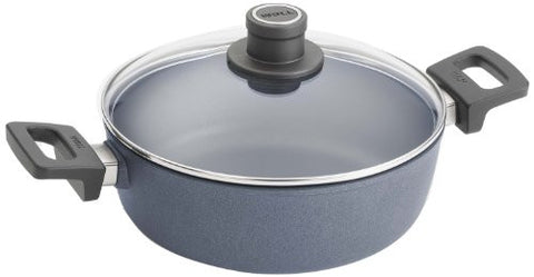 Woll Diamond Plus 9-1/2-Inch Casserole Pan with Lid