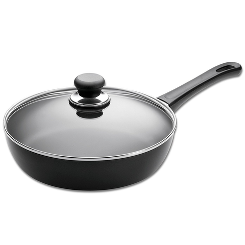 SCANPAN CLASSIC 2.75-QUART SAUTE PAN WITH LID