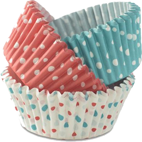NORDIC WARE PAPER BAKING CUPS - 72 COUNT