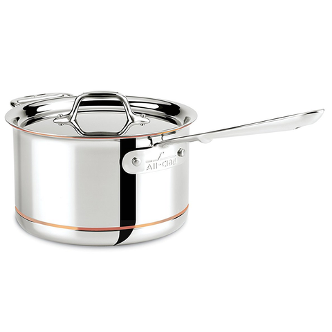 ALL-CLAD COPPER CORE® 4-QUART SAUCE PAN
