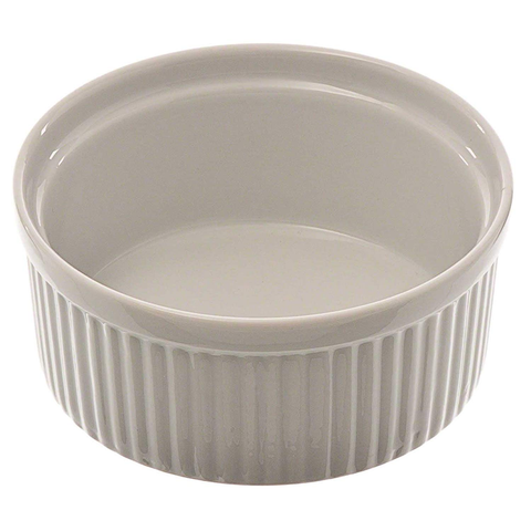 BROWNE 9-OUNCE PORCELAIN RAMEKIN