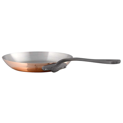 Mauviel M'Heritage Copper Frying Pan