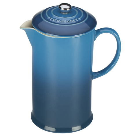 LE CREUSET 27-OUNCE FRENCH PRESS - MARSEILLE