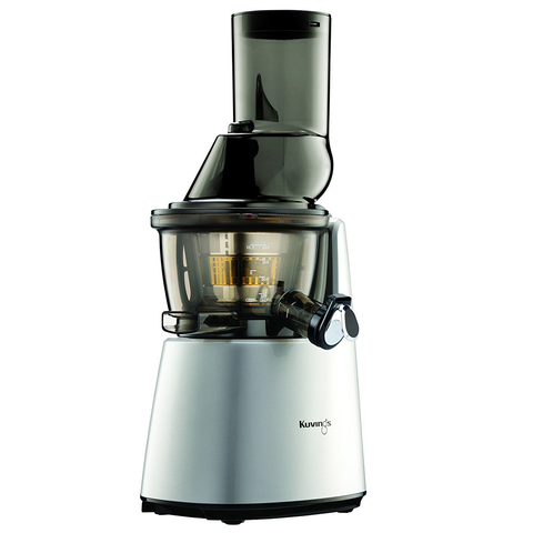 KUVINGS WHOLE SLOW JUICER ELITE - SILVER PEARL [C7000S]