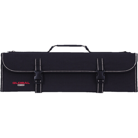 GLOBAL CHEF'S CASE WITH 16-POCKETS