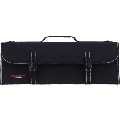 GLOBAL CLASSIC CHEF'S CASE WITH 21-POCKETS