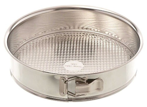 "Browne (010CP) 10"" Tin Spring Form Cake Pan"