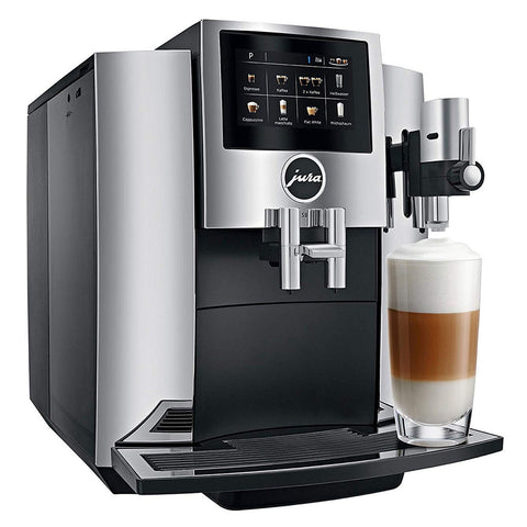 Jura S8 Chrome Automatic Coffee Machine