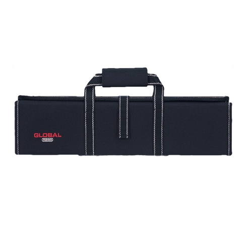 GLOBAL KNIFE CASE WITH HANDLE AND 11-POCKETS