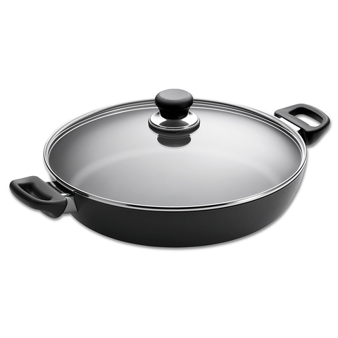 SCANPAN CLASSIC 12 1/2'' COVERED CHEF PAN