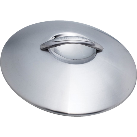 SCANPAN PROFESSIONAL 6.25'' STAINLESS STEEL LID
