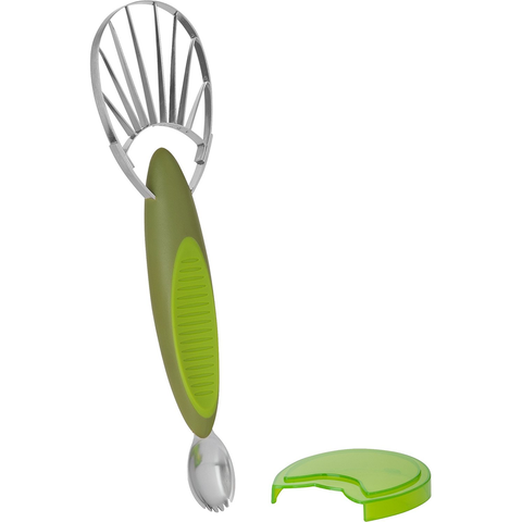 TRUDEAU 2-IN-1 AVOCADO SLICER