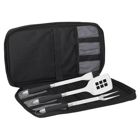 Messermeister 4-Piece Meister Travel Barbeque Set