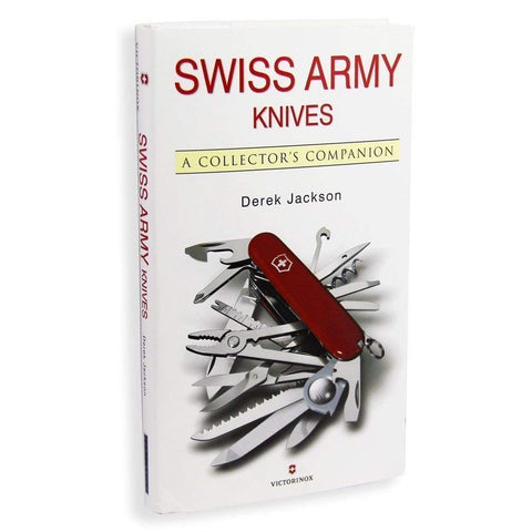 Victorinox Swiss Army Knives A Collectors Companion Hard Cover Book