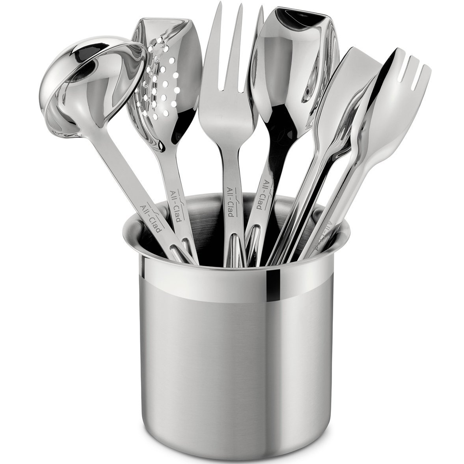 ALL-CLAD 6-PIECE COOK SERVE TOOL SET