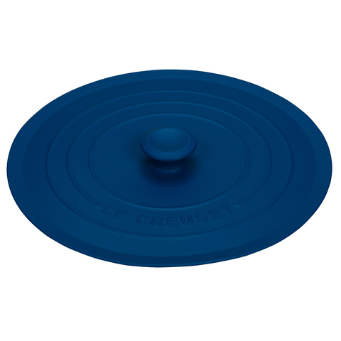 LE CREUSET 8'' SILICONE LID - MARSEILLE