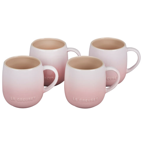 Le Creuset Heritage Mugs - Shell Pink