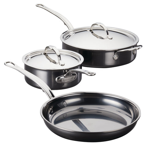 Hestan Nanobond 5-Piece Set Cookware