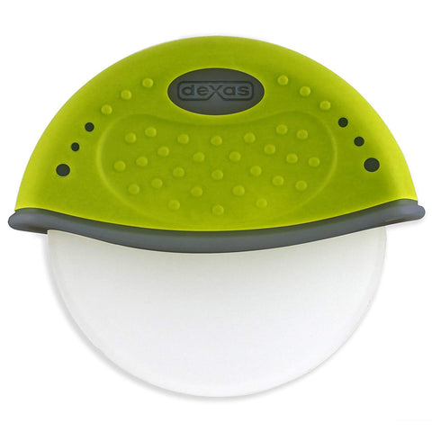 Dexas Pizza Cutter - Roller, Green