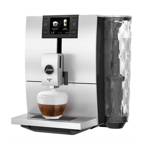 Jura ENA 8 Coffee Machine - Metropolitan Black