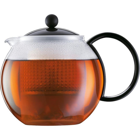 Bodum Assam 34-Ounce Tea Press, Black