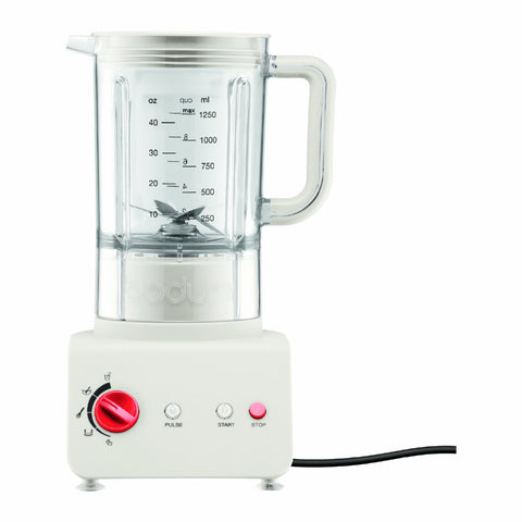 BODUM BISTRO 42-OUNCE BLENDER - OFF WHITE