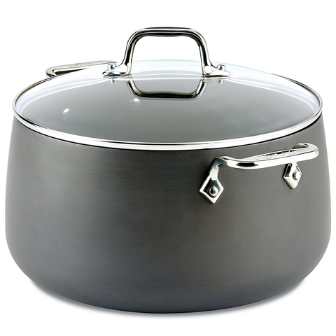 ALL-CLAD HA1 NONSTICK 8-QUART STOCKPOT WITH LID