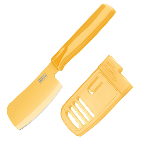 KUHN RIKON MINI PREP KNIFE COLORI - YELLOW