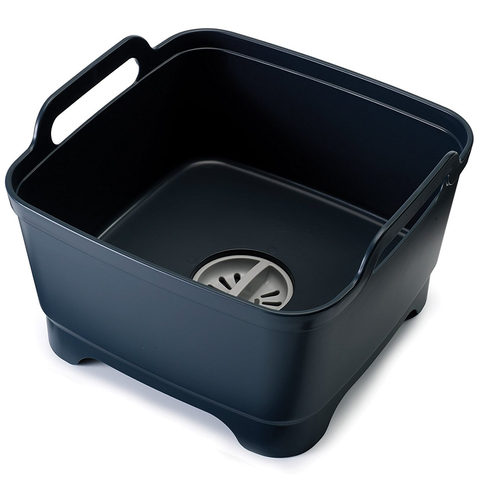 JOSEPH JOSEPH WASH & DRAIN™ WASHING UP BOWL WITH PLUG