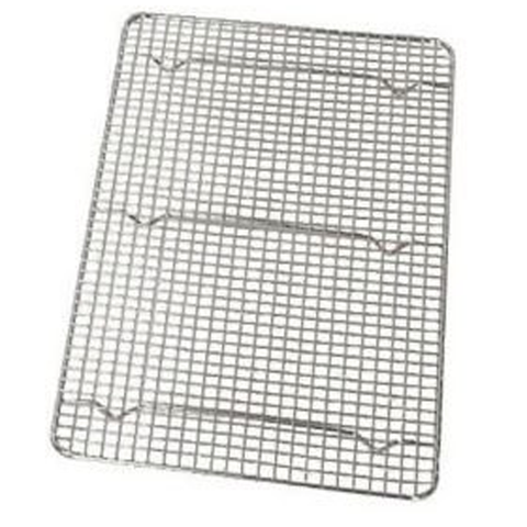 BROWNE FOODSERVICE CHROME 10'' X 18'' PAN GRATE