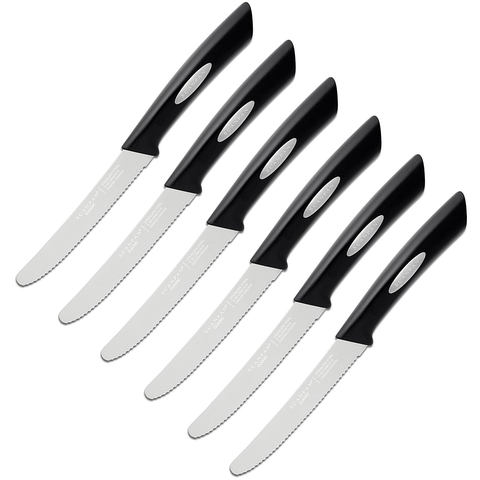 SCANPAN CLASSIC 6-PIECE STEAK KNIFE SET