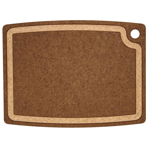 EPICUREAN GOURMET SERIES 17.5'' X 13'' CUTTING BOARD - NUTMEG/NATURAL