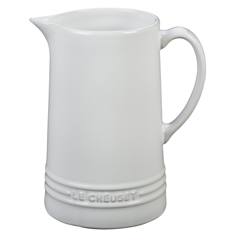 LE CREUSET 1.6-QUART PITCHER - WHITE