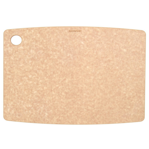 Epicurean Kitchen Series Cutting Board, 14.5'' x 11.25'', Natural