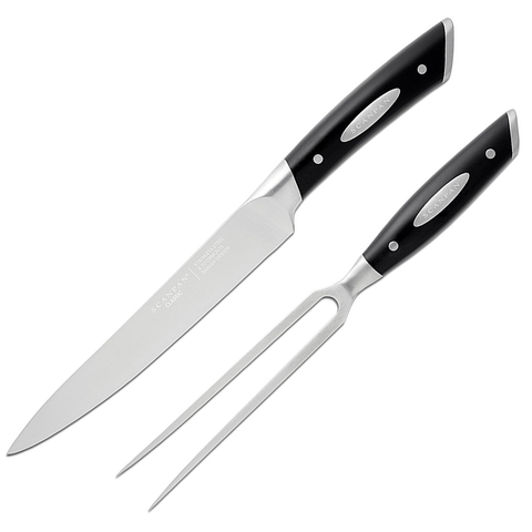SCANPAN CLASSIC 2-PIECE CARVING SET