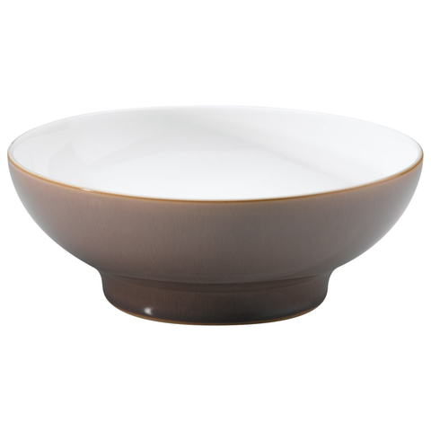 DENBY TRUFFLE MEDIUM SERVING BOWL