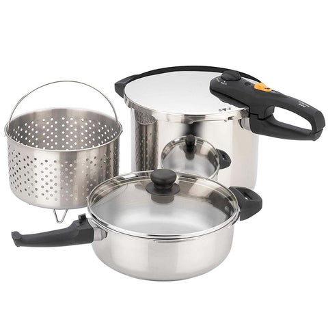 ZAVOR DUO COMBI COOKWARE SET