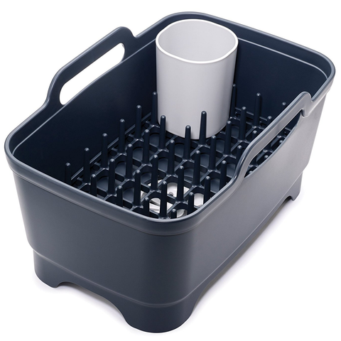 JOSEPH JOSEPH WASH&DRAIN™ PLUS 3-PIECE DISHWASHING AND DRAINING SET