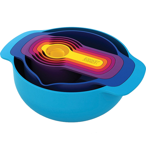 JOSEPH JOSEPH NEST™ 7 PLUS 7-PIECE NESTING BOWL SET