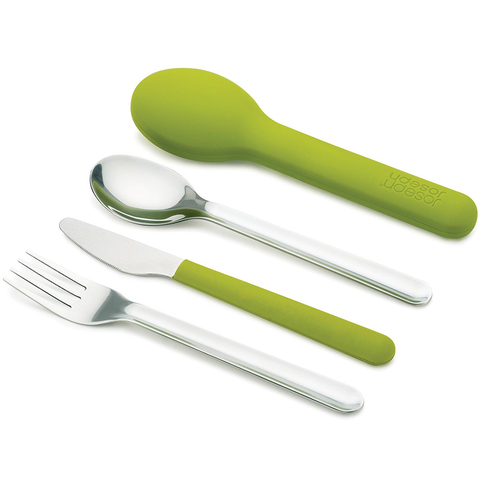 JOSEPH JOSEPH GOEAT™ CUTLERY SET PORTABLE CUTLERY SET AND CASE