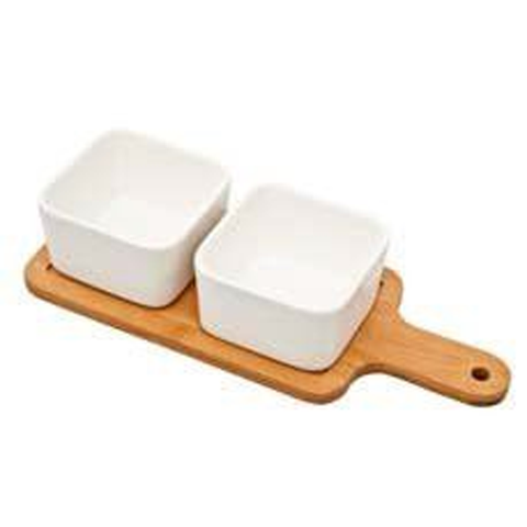 DENBY JAMES MARTIN 3-PIECE WOOD PADDLE KIT