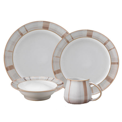 DENBY TRUFFLE LAYERS 4-PIECE SET