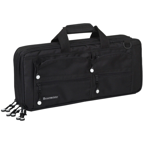 Messermeister 18-Pocket Meister Chef'S Bag