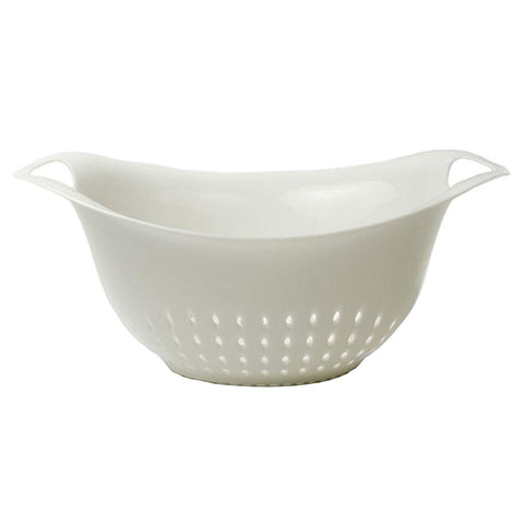 Architec™ Large 4-Quart Prep Colander, White