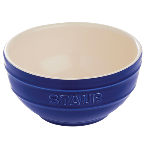 STAUB CERAMIC 6.5'' LARGE UNIVERSAL BOWL - DARK BLUE