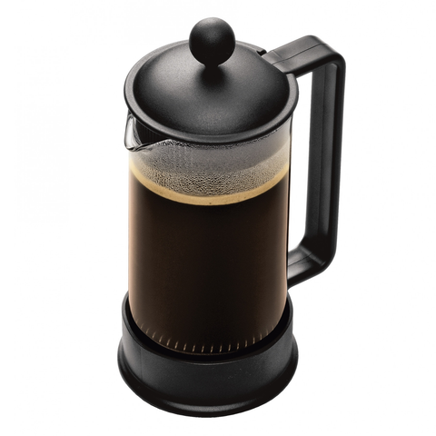 BODUM BRAZIL 8-CUP FRENCH PRESS - BLACK