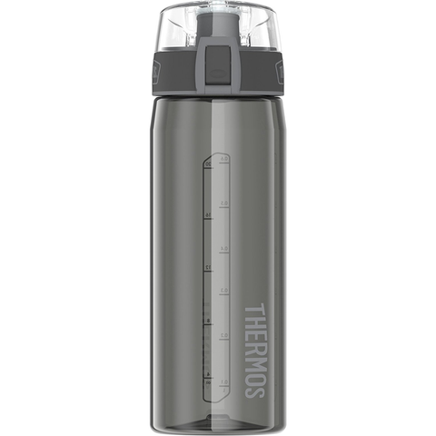 THERMOS 24-OUNCE EASTMAN TRITAN HYDRATION BOTTLE, SMOKE